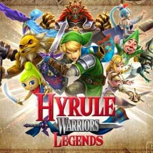 Buy Hyrule Warriors Legends Nintendo 3DS Download Code Compare Prices