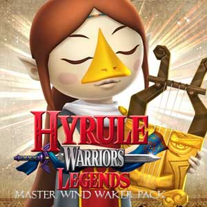 Buy Hyrule Warriors Legends Master Wind Waker Pack 3DS Download Code Compare Prices