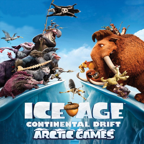 Ice Age 4 Continental Drift Arctic Games XBox 360 Code Price Comparison