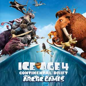 Ice Age Continental Drift Arctic Games XBox 360 Code Price Comparison