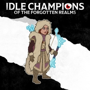 Idle Champions Icewind Dale Catti-brie Skin and Feat Pack