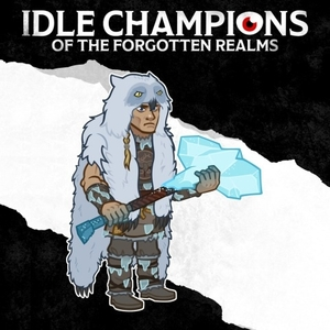 Idle Champions Icewind Dale Wulfgar Skin and Feat Pack