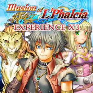 Illusion of L'Phalcia Experience x3