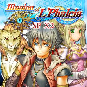 Illusion of L'Phalcia SP x3