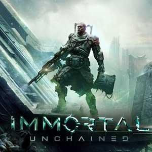 Immortal Unchained PS4 Code Price Comparison