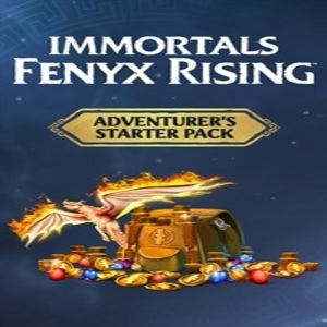 Immortals Fenyx Rising Adventurers Pack