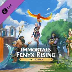 Immortals Fenyx Rising The Lost Gods Digital Download Price Comparison