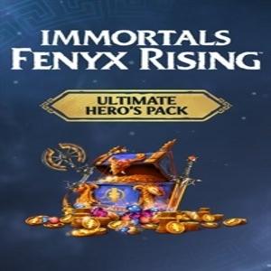 Immortals Fenyx Rising Ultimate Hero's Pack