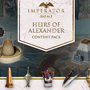 Imperator Rome Heirs of Alexander Content Pack Digital Download Price Comparison
