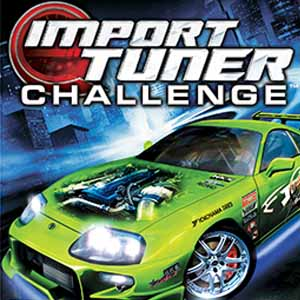 IMPORT TUNER CHALLENGE XBox 360 Code Price Comparison