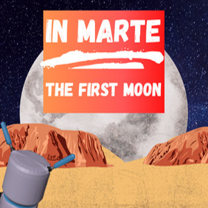 In Marte The First Moon