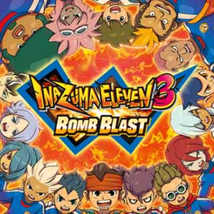 Buy Inazuma Eleven 3 Bomb Blast Nintendo 3DS Download Code Compare Prices