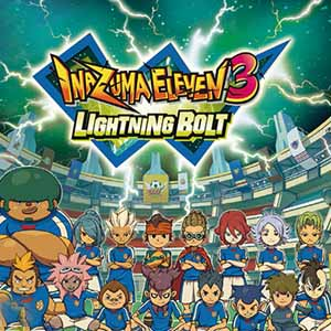 Buy Inazuma Eleven 3 Lightning Bolt Nintendo 3DS Download Code Compare Prices
