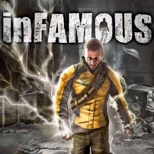inFamous PS3 Code Price Comparison