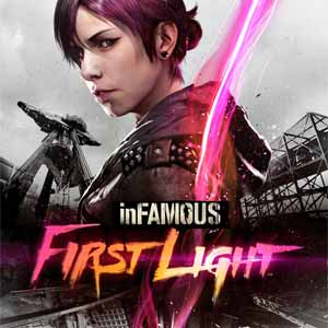 Infamous First Light Ps4 Code Price Comparison