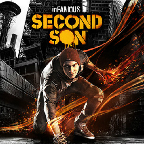 InFamous Second Son Ps4 Code Price Comparison