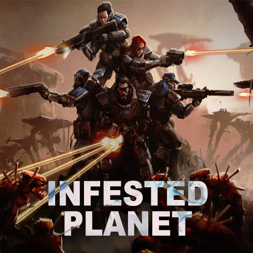 Infested Planet Digital Download Price Comparison