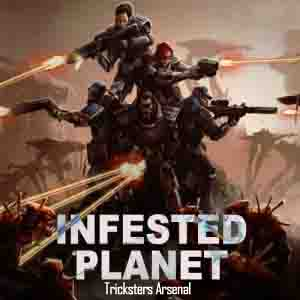 Infested Planet Tricksters Arsenal Digital Download Price Comparison