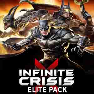 Infinite Crisis Elite Pack Digital Download Price Comparison