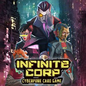 InfiniteCorp Cyberpunk Card Game Nintendo Switch Price Comparison