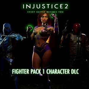 Injustice 2 Fighter Pack 1 Digital Download Price Comparison