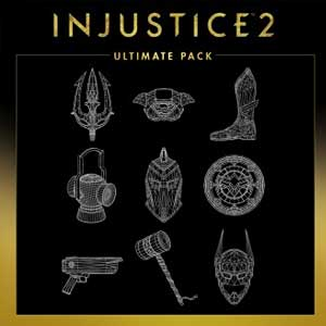 Injustice 2 Ultimate Pack PS4 Code Price Comparison