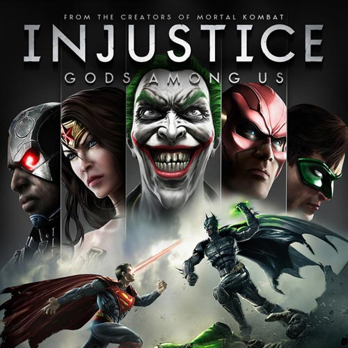 Injustice Gods Among Us Xbox 360 Code Price Comparison