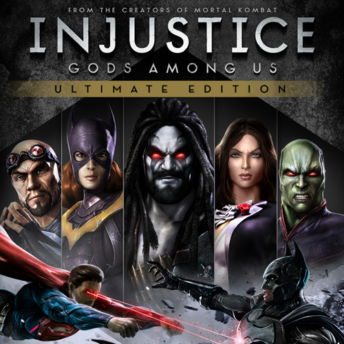 Injustice Ultimate Edition Ps4 Code Price Comparison