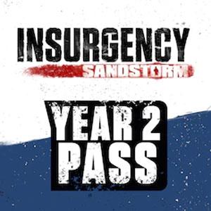 Insurgency Sandstorm Year 2 Pass