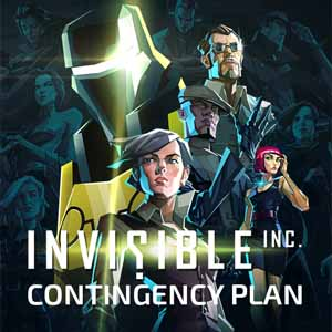 Invisible Inc Contingency Plan Digital Download Price Comparison