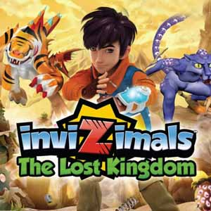 Invizimals The Lost Kingdom PS3 Code Price Comparison