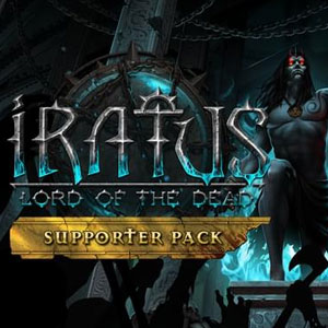 Iratus Lord of the Dead Supporter Pack Digital Download Price Comparison