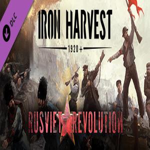 Iron Harvest Rusviet Revolution Digital Download Price Comparison