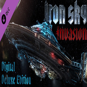 Iron Sky Invasion Deluxe Content Digital Download Price Comparison
