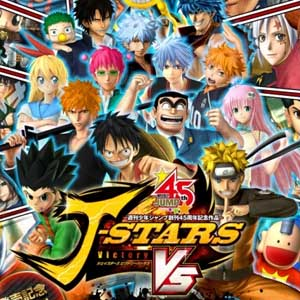 J-Stars Victory VS Ps4 Code Price Comparison