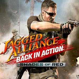 Jagged Alliance Back in Action Shades of Red Digital Download Price Comparison