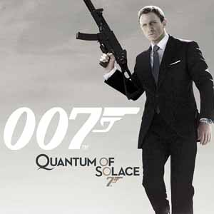 James Bond Quantum of Solace PS3 Code Price Comparison