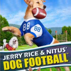 Jerry Rice and Nitus Dog Football Digital Download Price Comparison