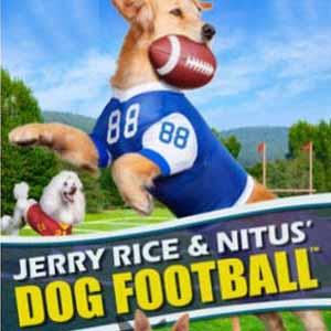 Jerry Rice and Nitus Dog Football