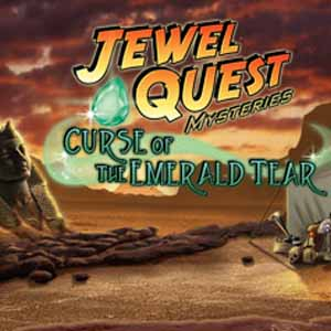 Jewel Quest Mysteries Curse of the Emerald Tear Digital Download Price Comparison