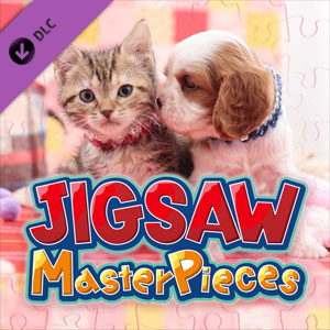 Jigsaw Masterpieces Little otter Takechiyo and Aoi