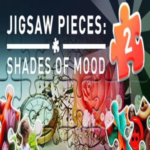 Jigsaw Pieces 2 Shades of Mood