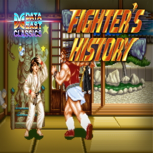 Johnny Turbos Arcade Fighters History