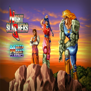 Johnny Turbos Arcade Night Slashers