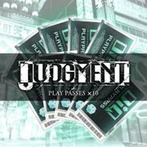 Judgment Play Passes x10