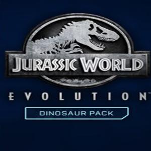 Jurassic World Evolution Deluxe Content