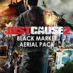 Just Cause 2 Black Market Aerial Pack Digital Download Price Comparison