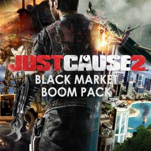 Just Cause 2 Black Market Boom Pack Digital Download Price Comparison