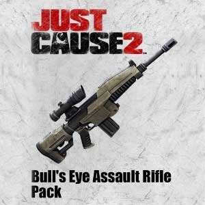 Just Cause 2 Bulls Eye Assault Rifle Digital Download Price Comparison