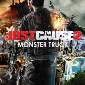 Just Cause 2 Monster Truck Digital Download Price Comparison